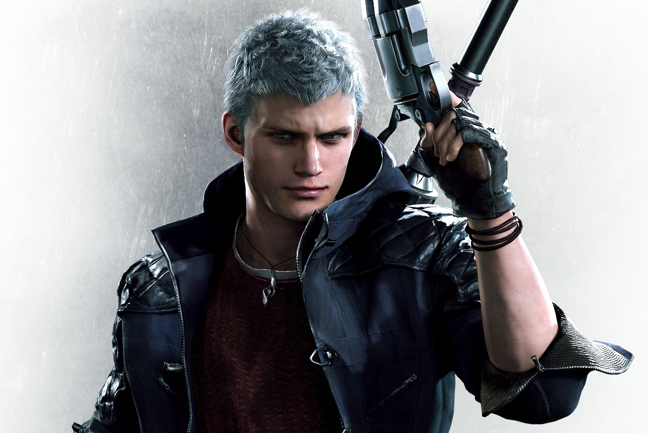 E3 2018 Devil May Cry 5 Japanese Twitter Account Confirms 60fps Spills The Beans On Story