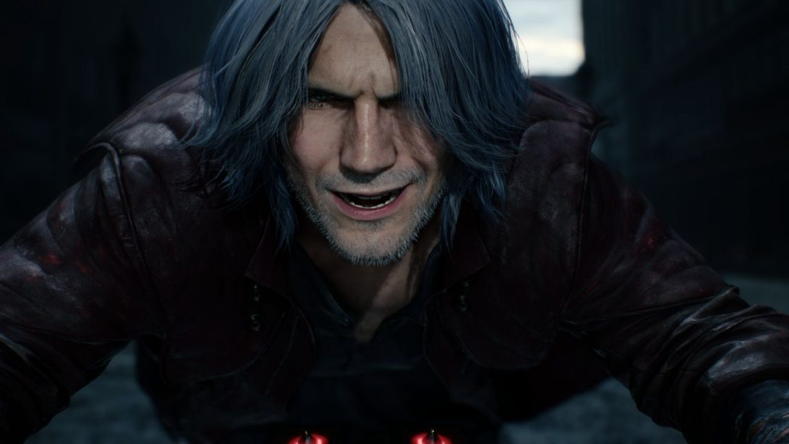 Devil May Cry 5 Gives Nero A Robot Arm And Plenty Of