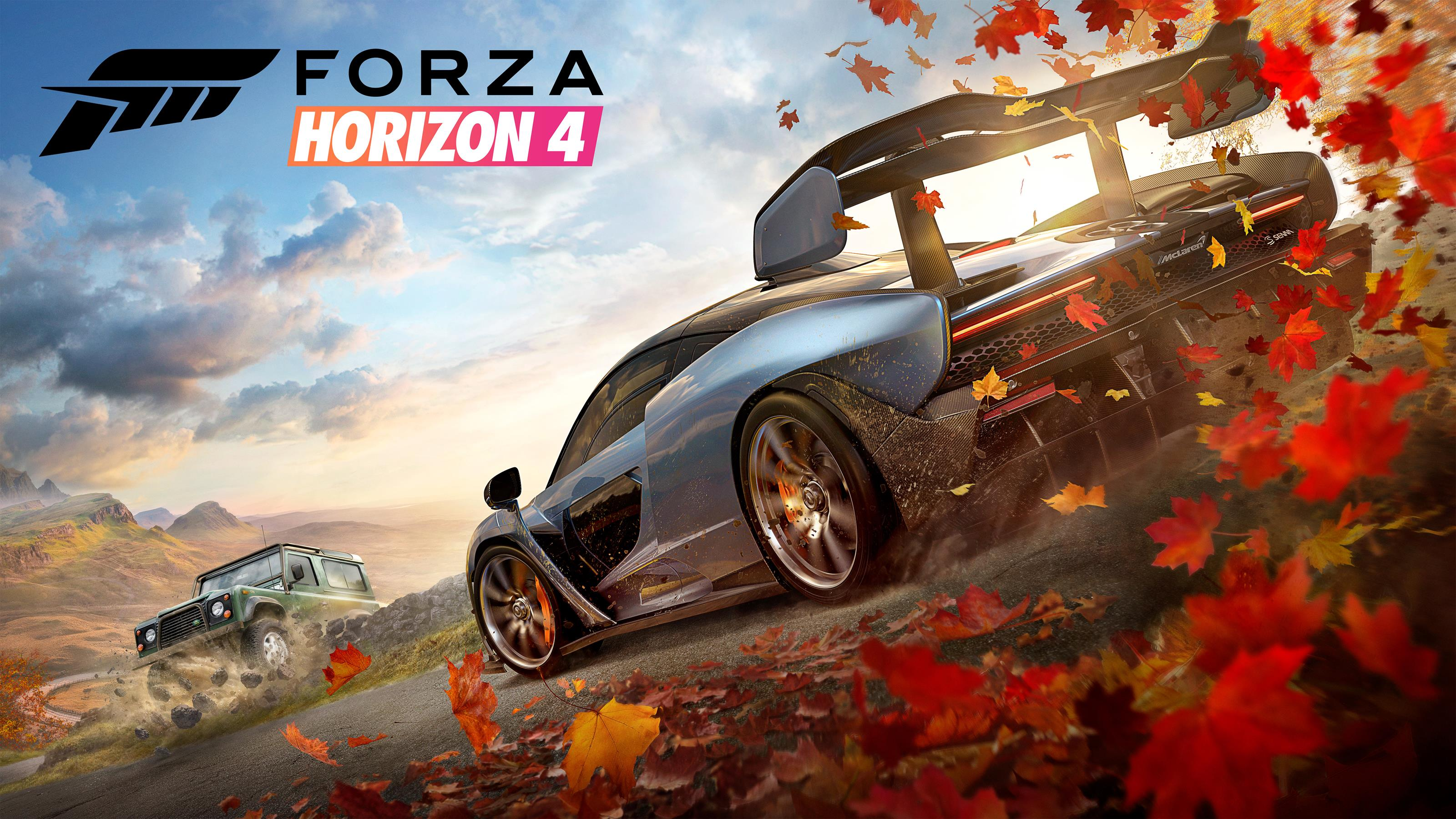 Forza Horizon 4 pre-load is now live on PC, Xbox One