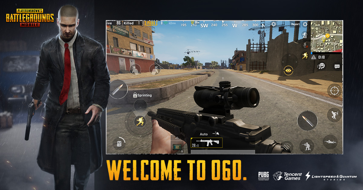 Pubg Mobile Update Adds War Mode Clan System And More: PUBG Mobile Update Adds First-person Perspective To