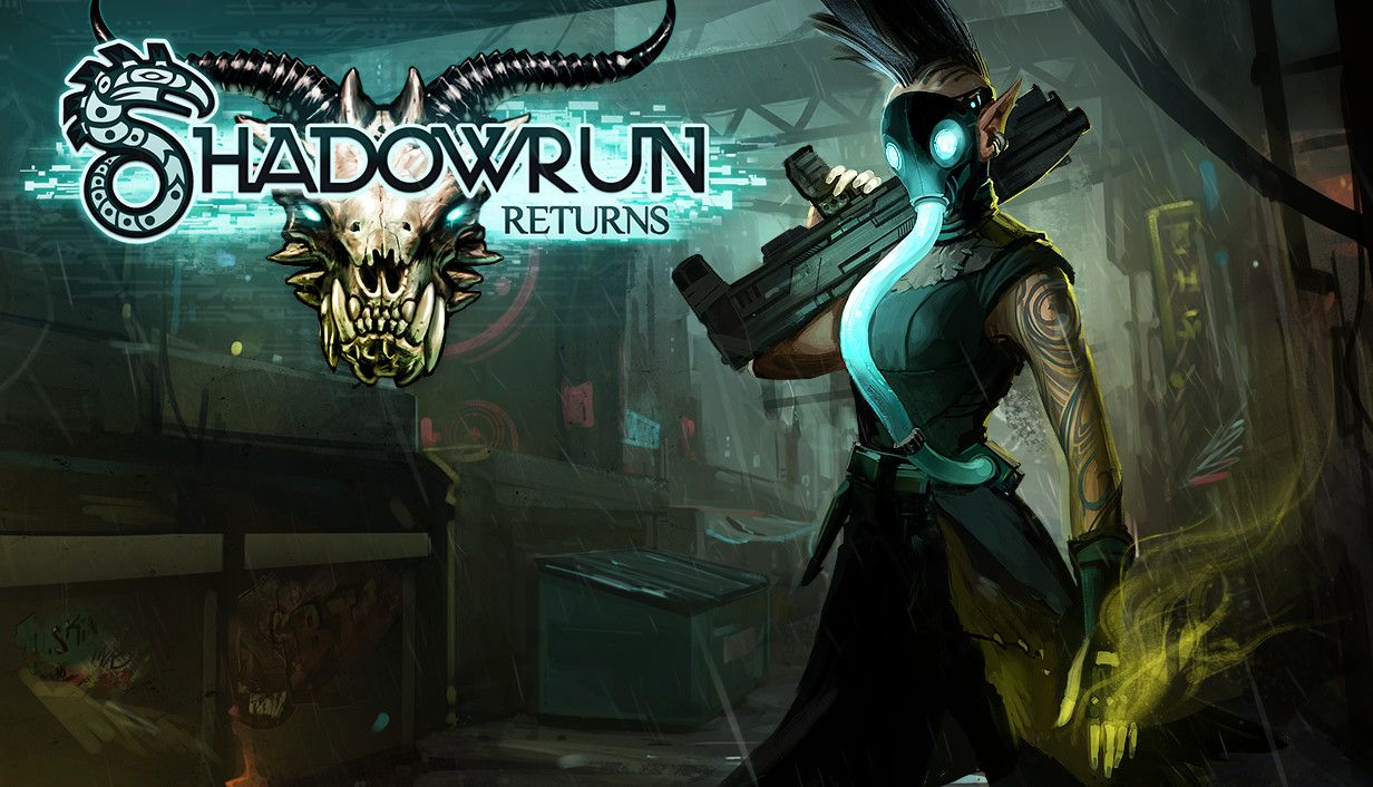 Quick Bit Of News Shadowrun Returns Deluxe Is Available Through The Humble Store For Free If You Head Over To The Humble Store And Sign Up For Its