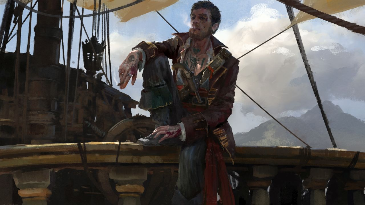 Skull And Bones Video Game 2018 Ubisoft: E3 2018: Skull And Bones Players Will Prove Themselves In