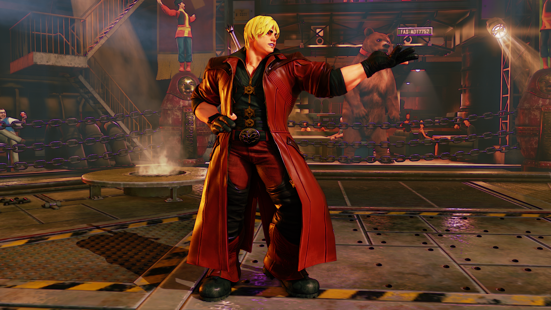 Street Fighter 5's Next Update Adds A New Character, Devil
