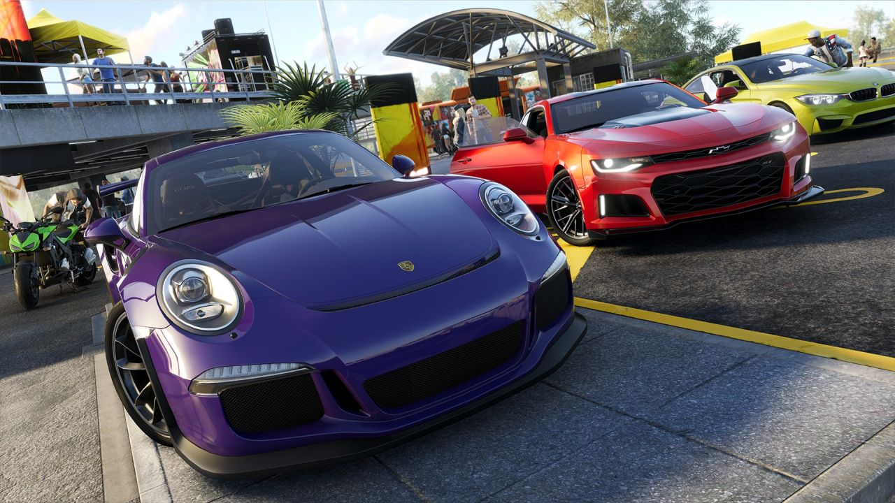 the crew 2 progression loot gear parts and perks explained vg247. Black Bedroom Furniture Sets. Home Design Ideas