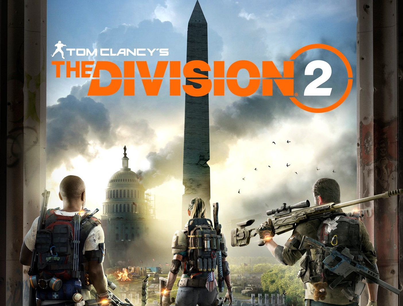 e3 2018  everything you may have missed in the division 2