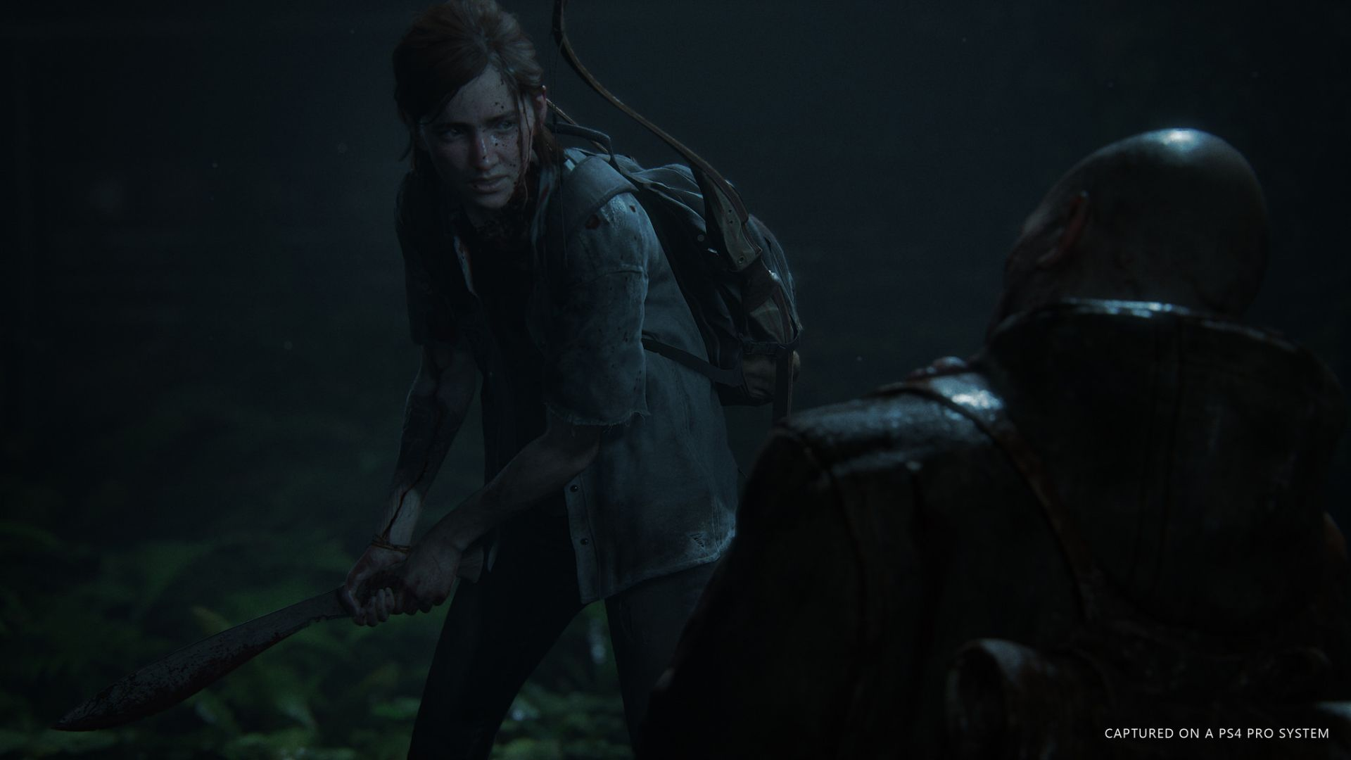 The Last Of Us Part 2 Has A Dedicated Dodge And Prone