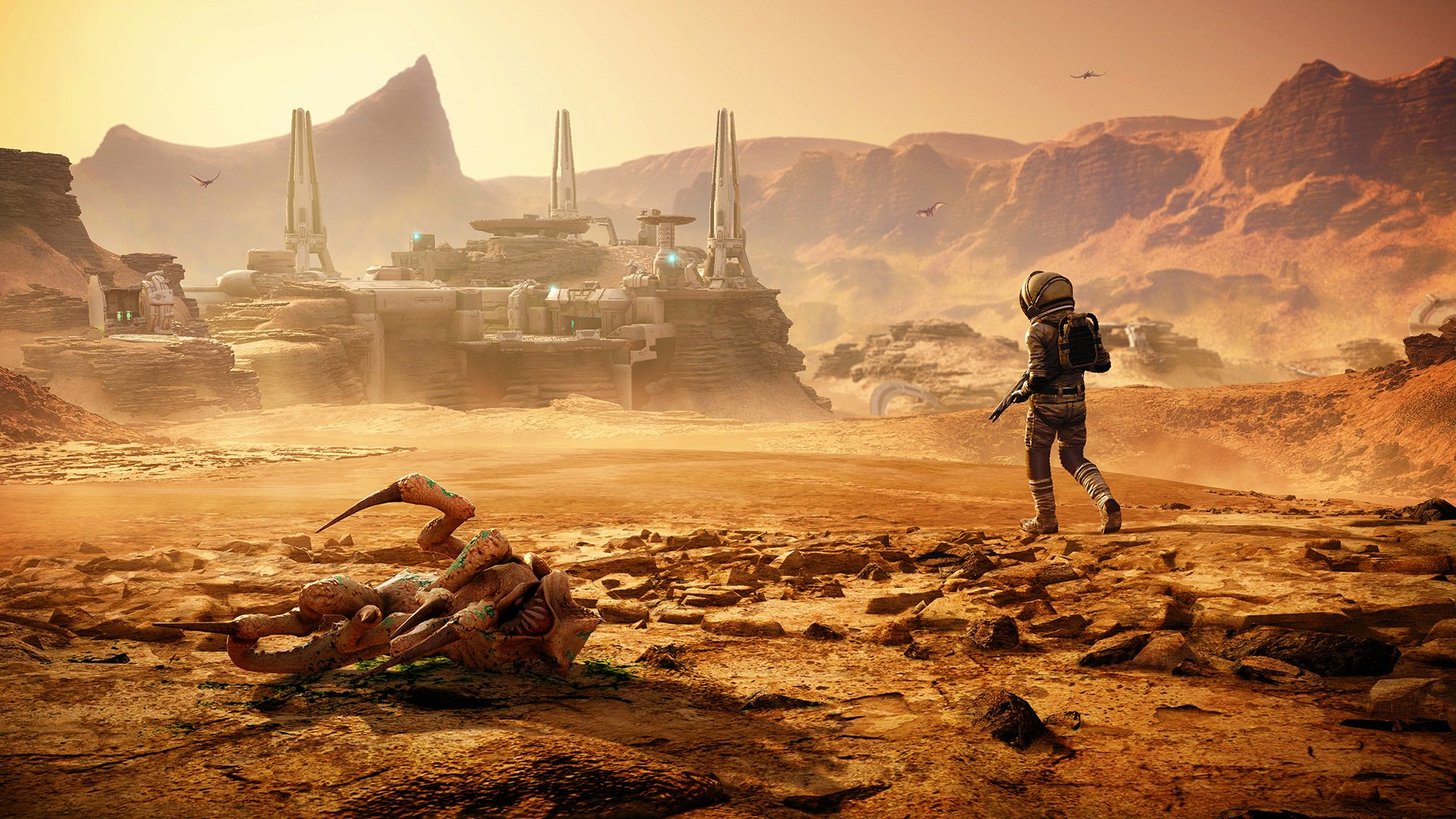 Far Cry 5 reveals Lost On Mars achievements - VG247