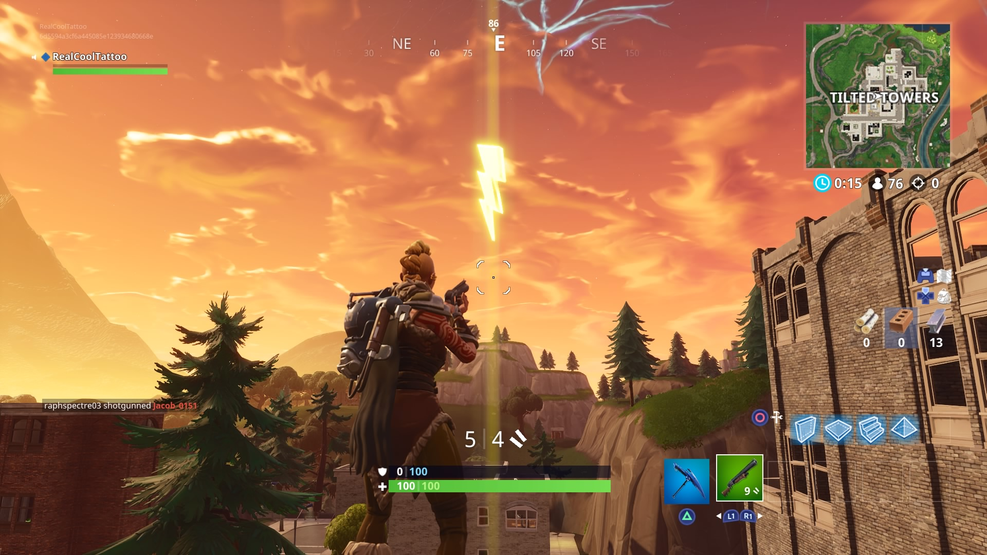 With The Start Of Season  Weve Got An Electrifying New Challenge To Contend With Heres How To Search Floating Lightning Bolts Around The Map