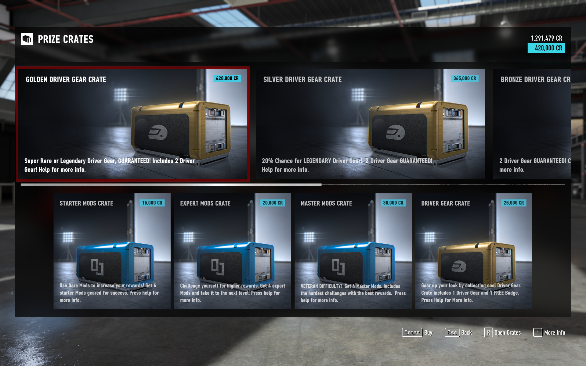 forza motorsport 7 is getting rid of loot boxes vg247. Black Bedroom Furniture Sets. Home Design Ideas