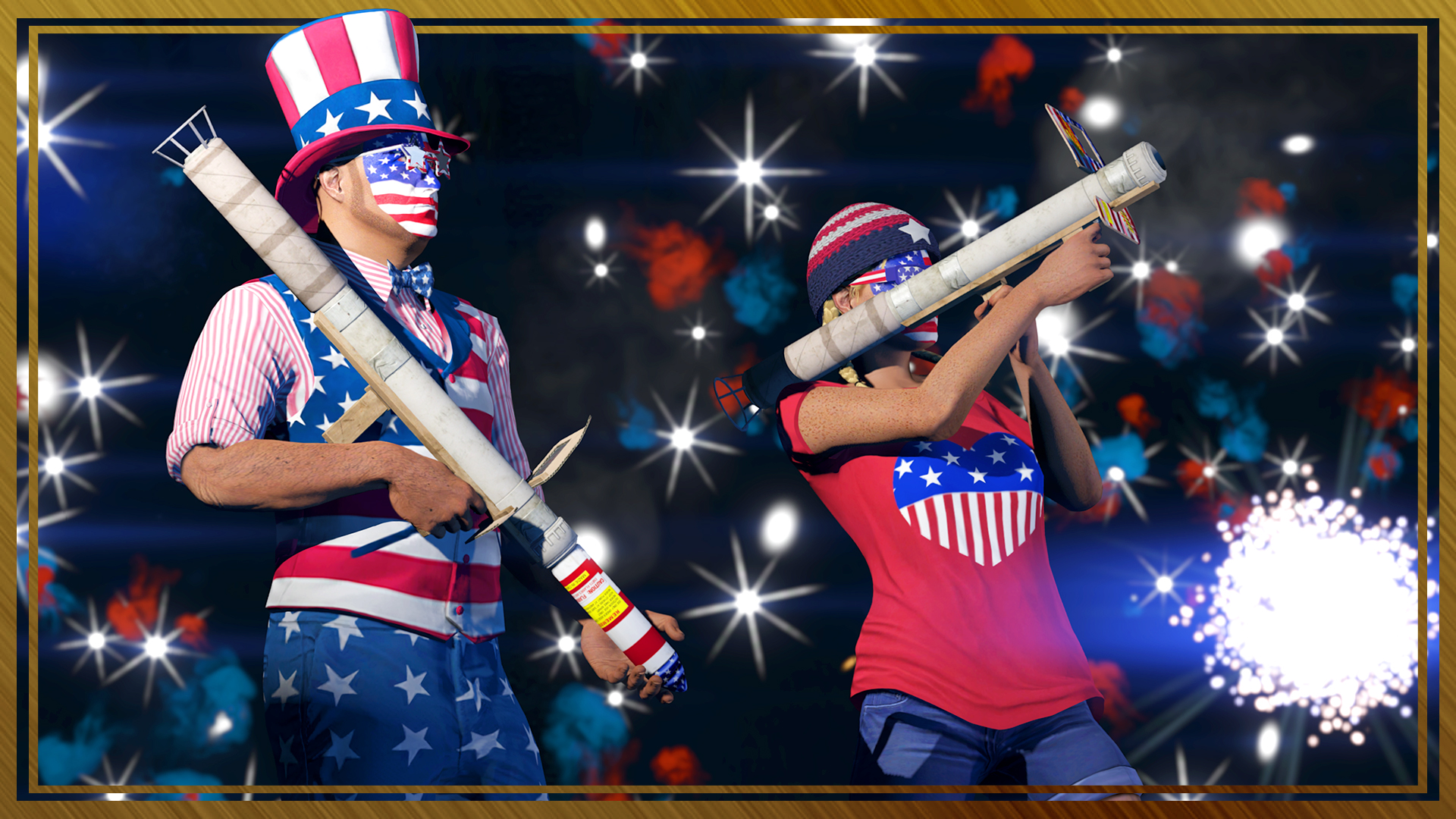 Gmt Auto Sales >> GTA Online celebrates Independence Day with sales and