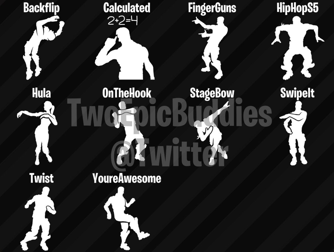 Fortnite Season 5 Here S Your First Look At The New Skins