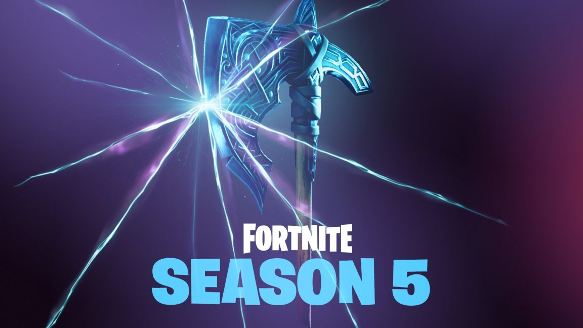 Fortnite Season 5: start date, release time, map changes ...