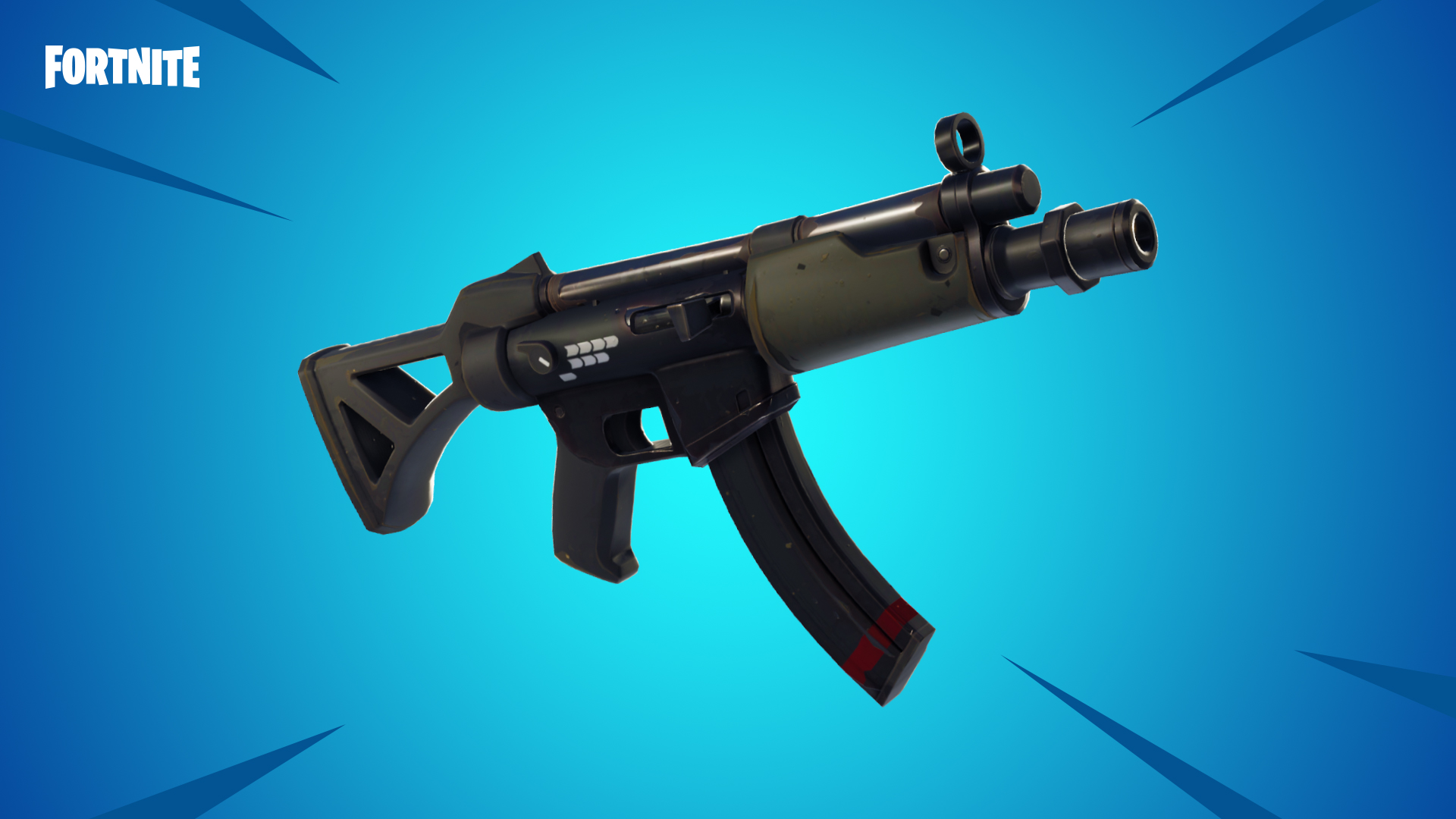 Fortnite content update v5.0 adds Submachine Gun, Typewriter Assault Rifle - but removes the ...