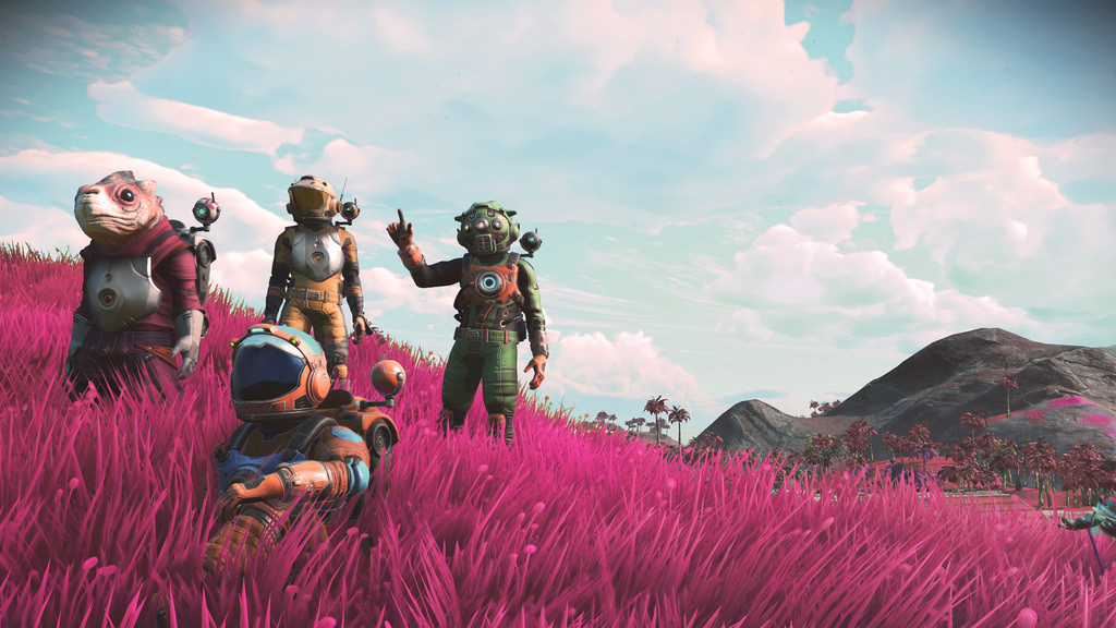 No Man's Sky NEXT update release time, multiplayer, Xbox ...