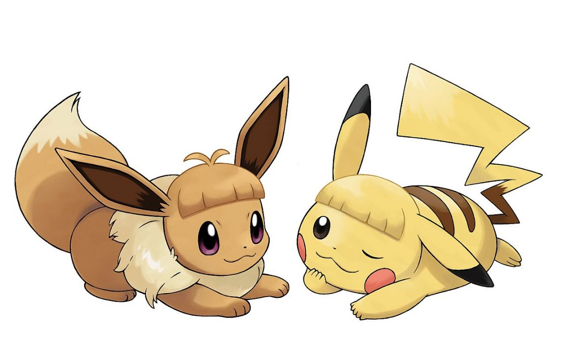Pokemon: Let's Go, Pikachu and Eevee - exclusive Pokemon ...