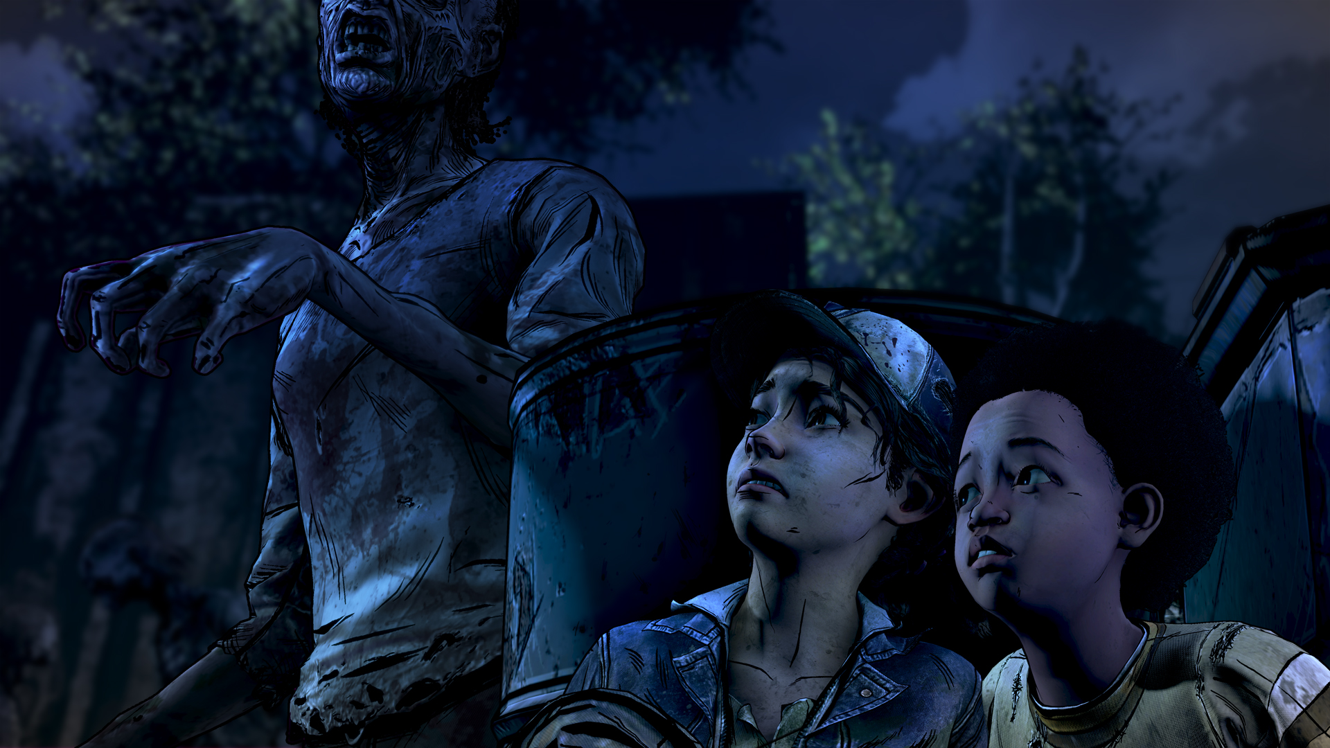 Telltale Is Reportedly Lo Ng For Another Developer To Hire Some Of Its Former Staff And Continue Working On The Two Remaining Episodes In The Walking