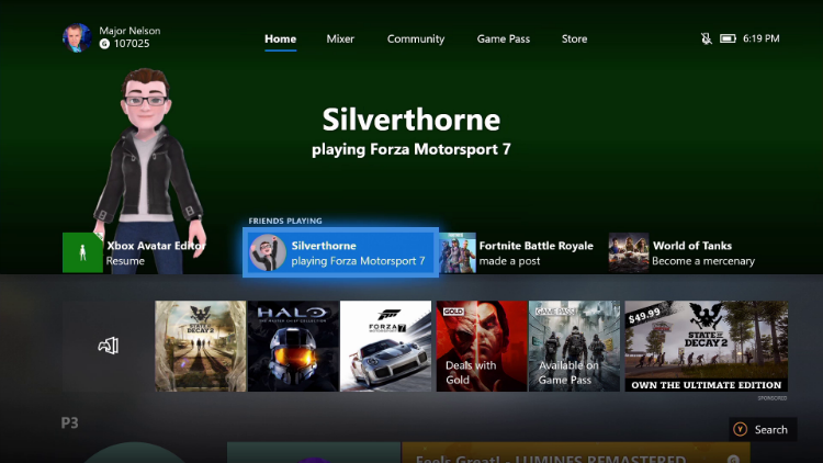 Xbox One 1810 firmware brings Dolby Vision support for ...