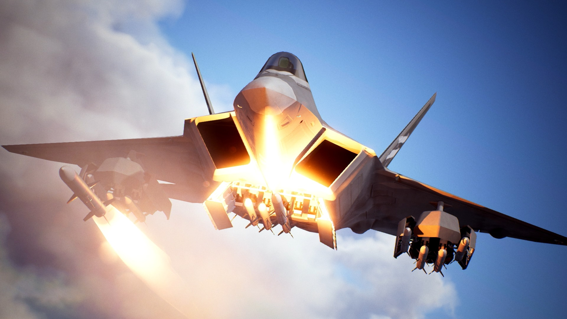 Get pumped for Ace Combat 7: Skies Unknown with the brand ...
