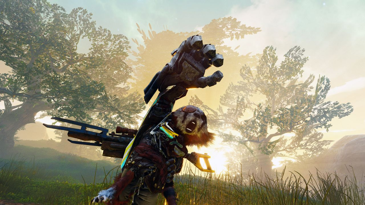 Biomutant delayed to summer 2019, latest video shows fresh