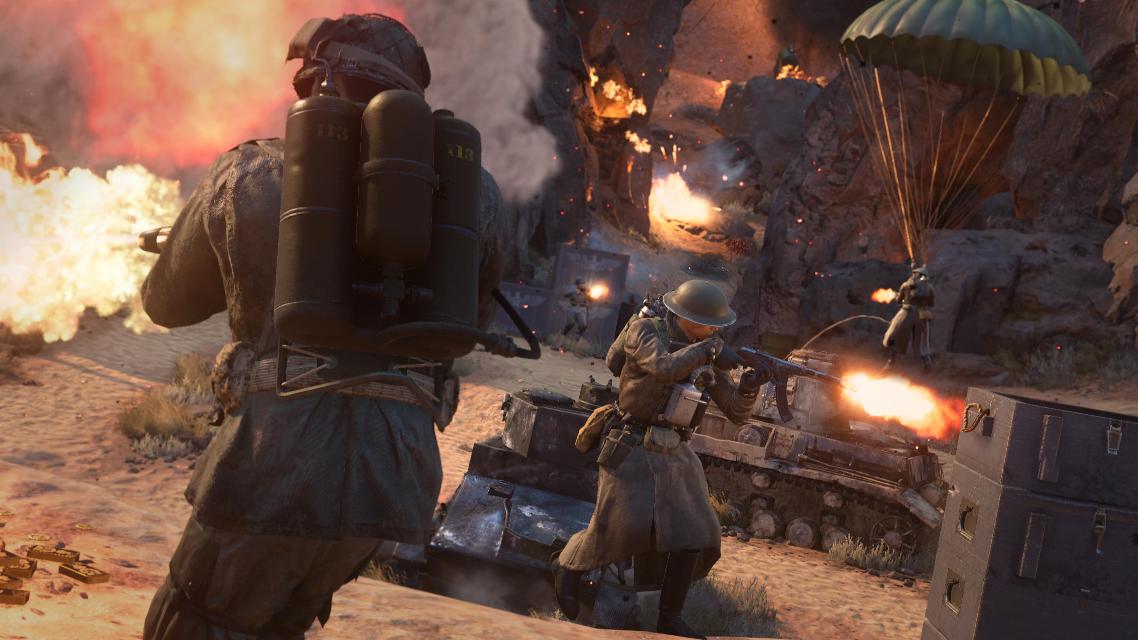 Call of Duty: WW2 'Shadow War' DLC now available