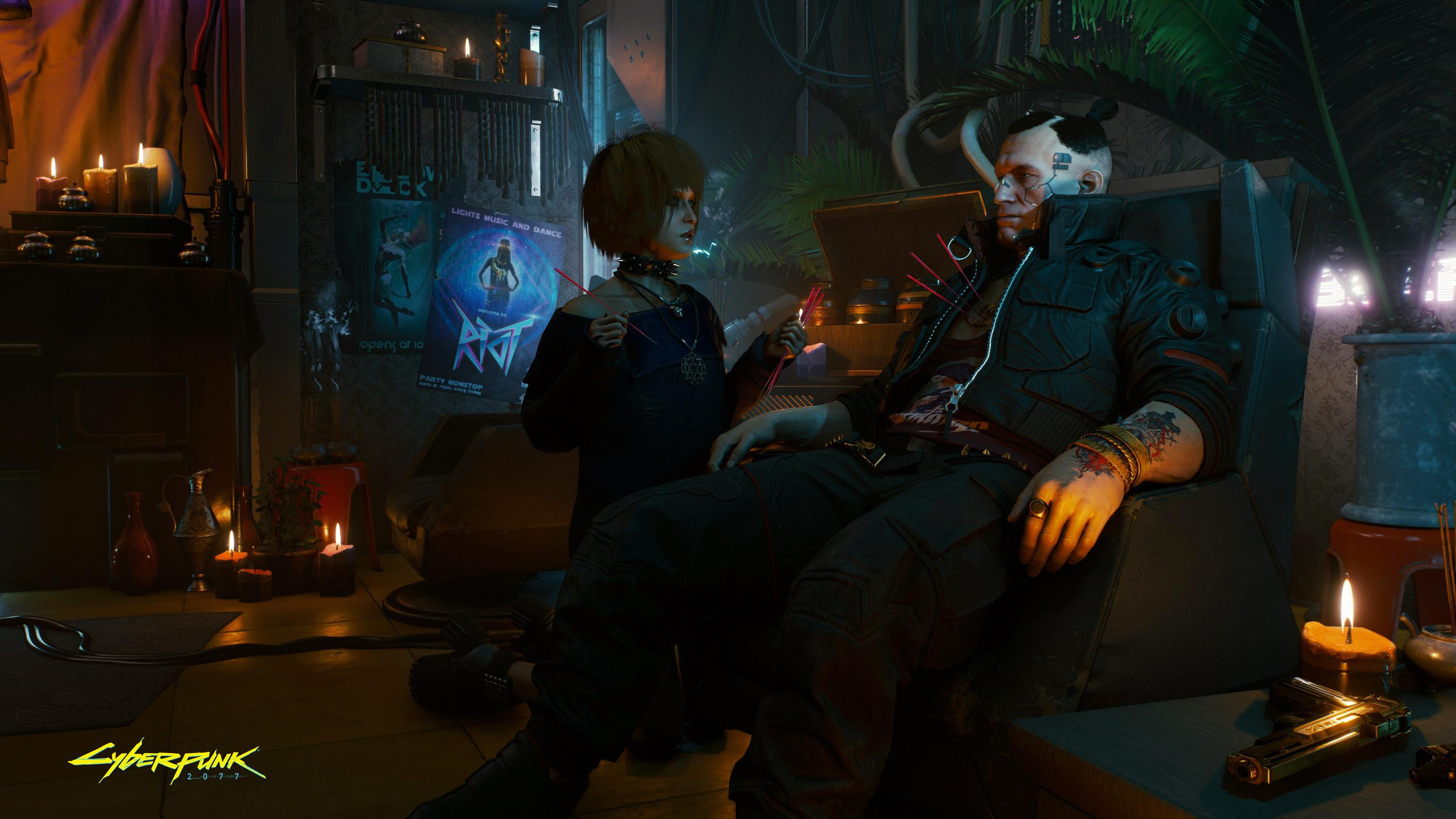 Check out these new Cyberpunk 2077 screenshots - VG247