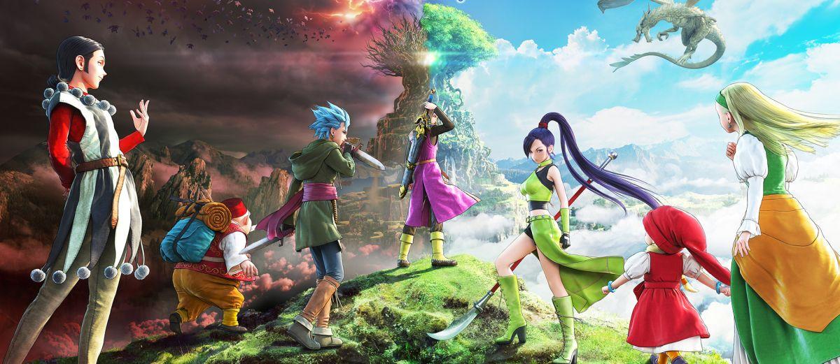 Dragon Quest 11 Alle Kostüme