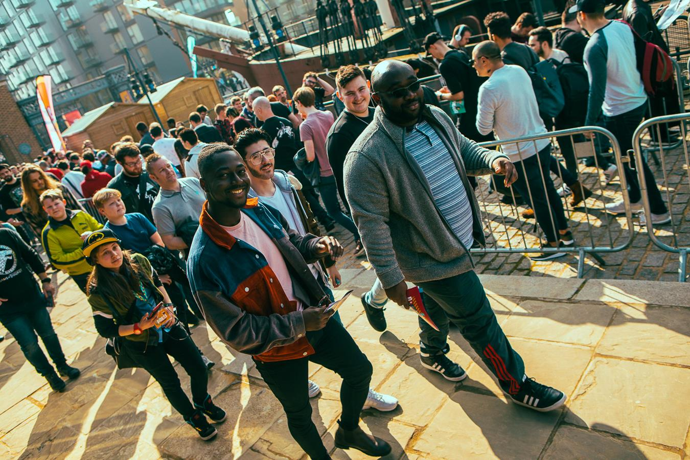 Egx Rezzed 2019 Returns To London S Tobacco Dock Vg247