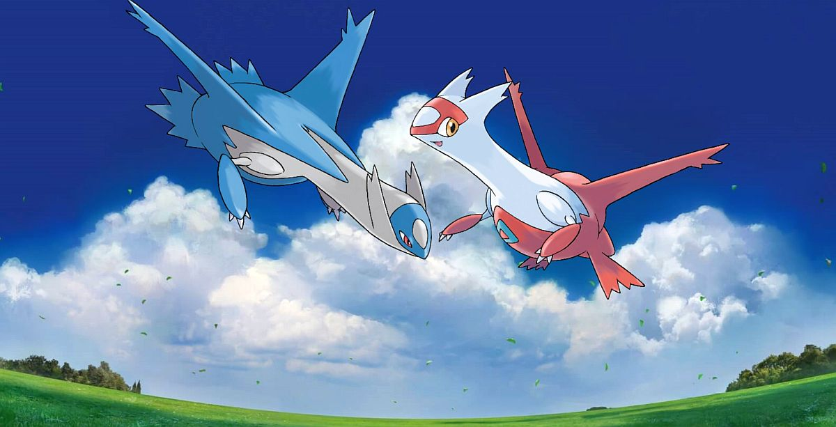 how to get latios in pokemon sun and moon