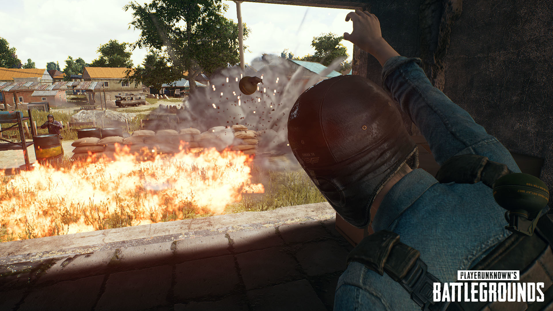 This Weekend S Pubg Event Mode Is War: PUBG's Event Mode This Weekend, Dodgebomb, Is For Lovers