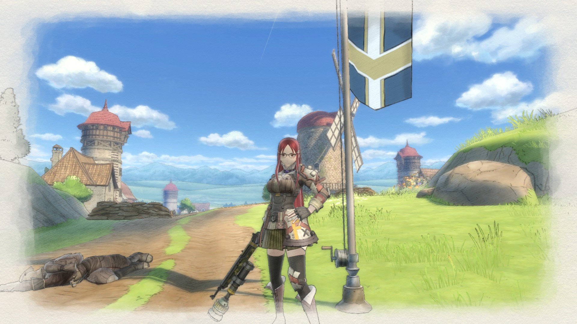 List of Valkyria Chronicles characters - Wikipedia