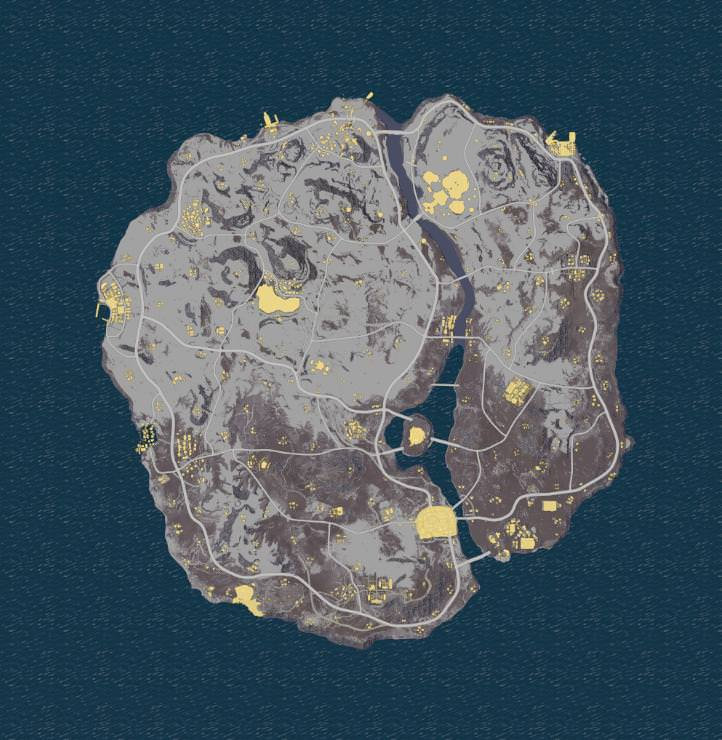 PUBG's upcoming snow map, C4 datamined - VG247
