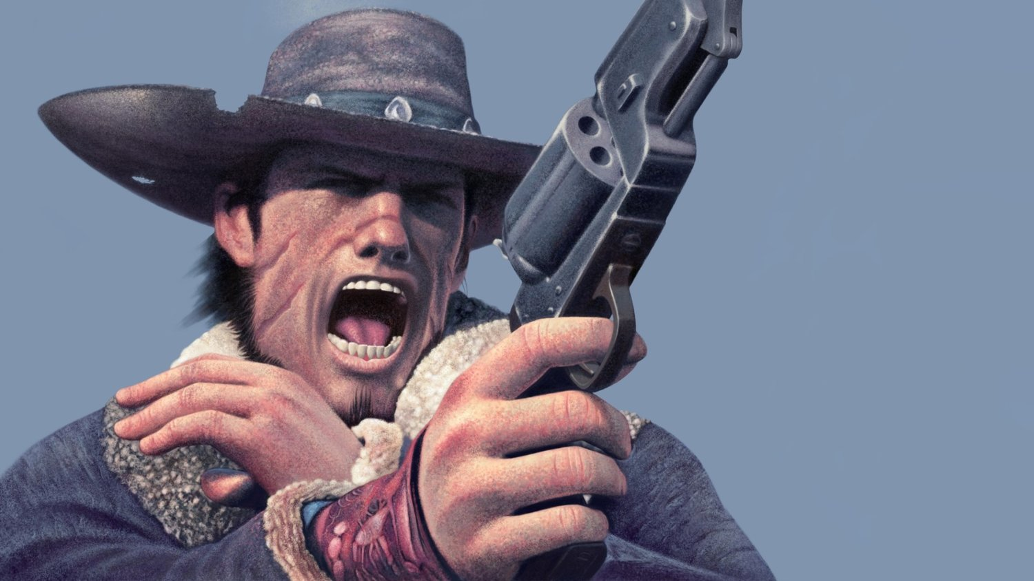 Before Red Dead Redemption there was Red Dead Revolver ...
