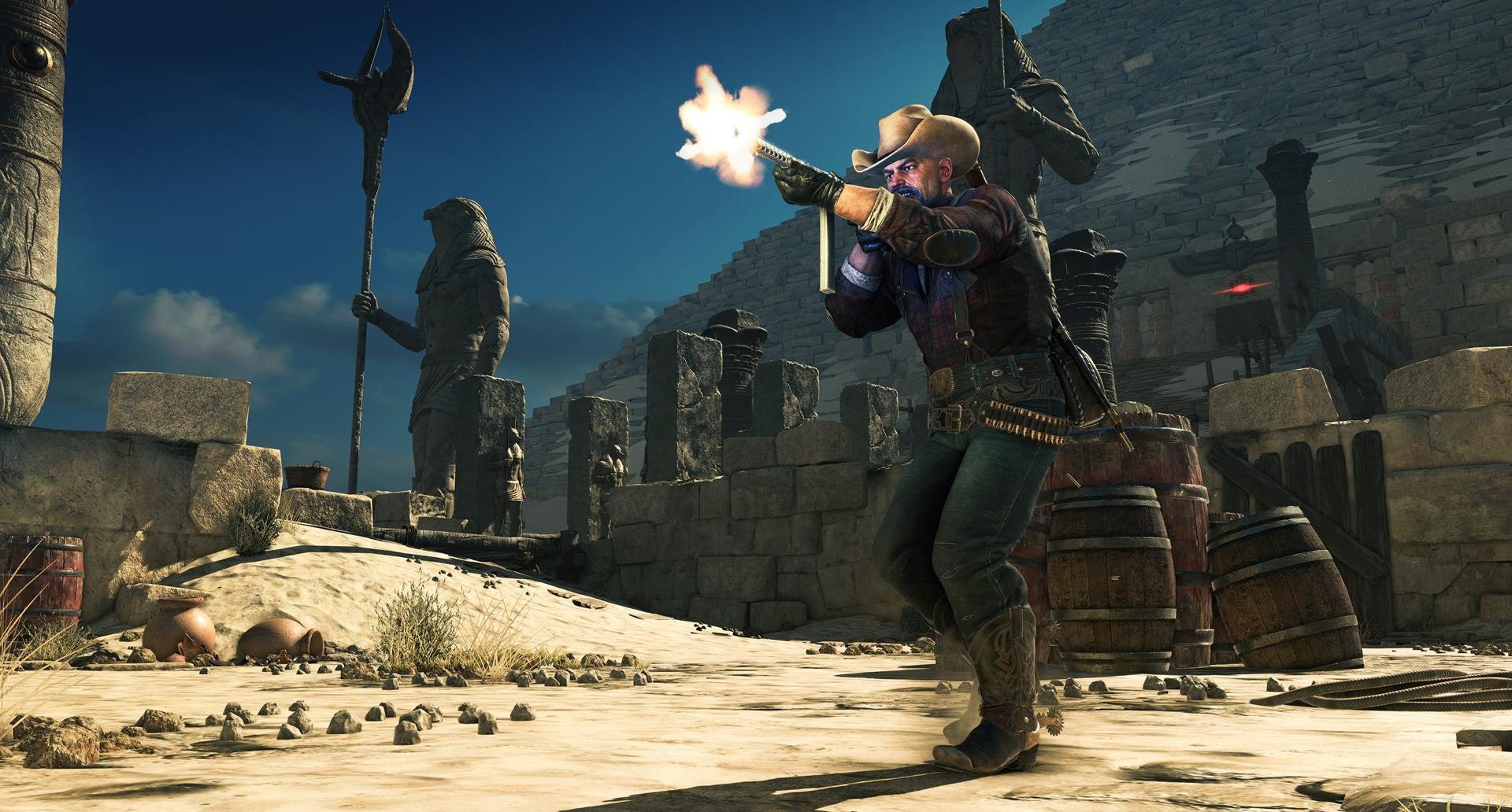 Strange Brigade Gets New Character Free Maps And