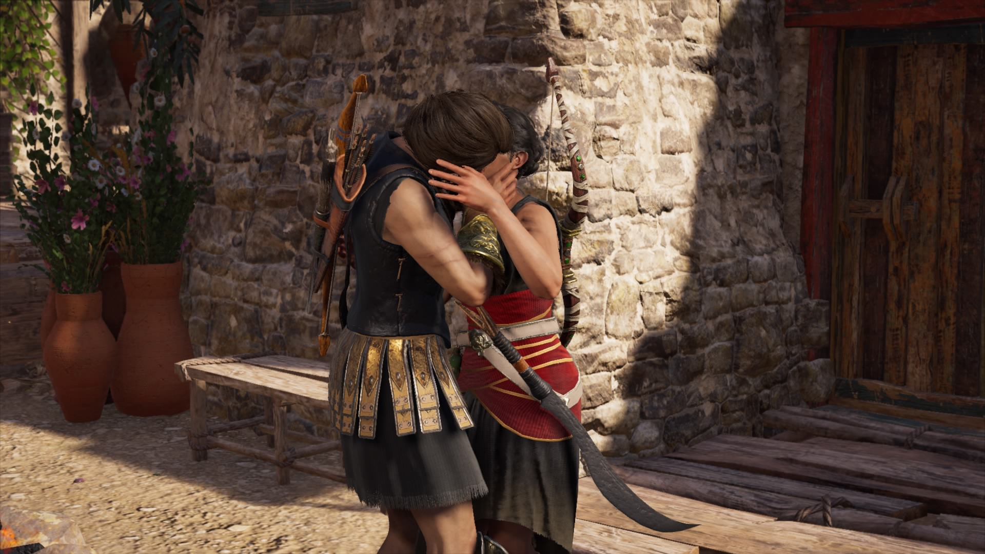 Assassin's Creed Odyssey romance guide: Odessa, Auxesia ...