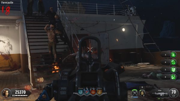 Black Ops 4 Voyage Of Despair And Mad Hatter Easter Eggs