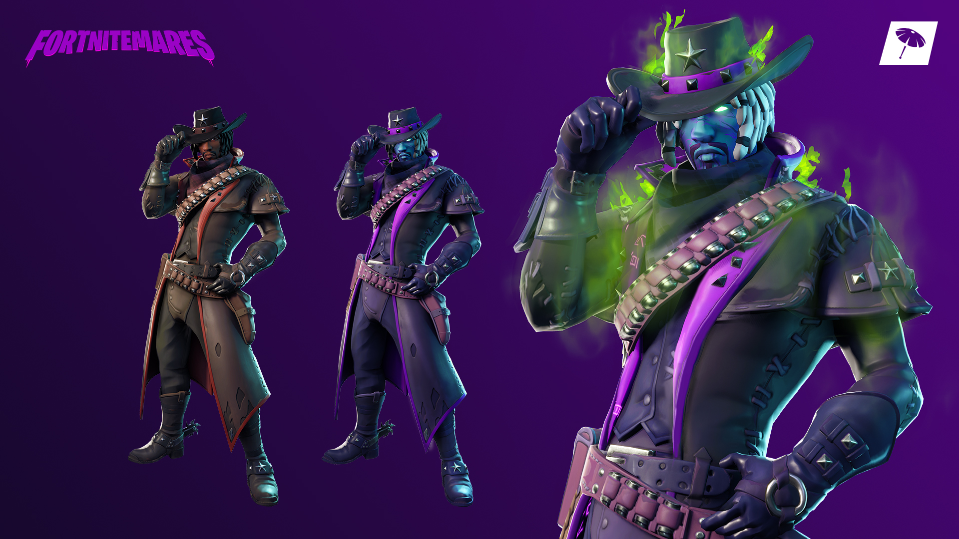 Fornite new skins leaked after fortnitemares update vg247 - Fortnite dante ...