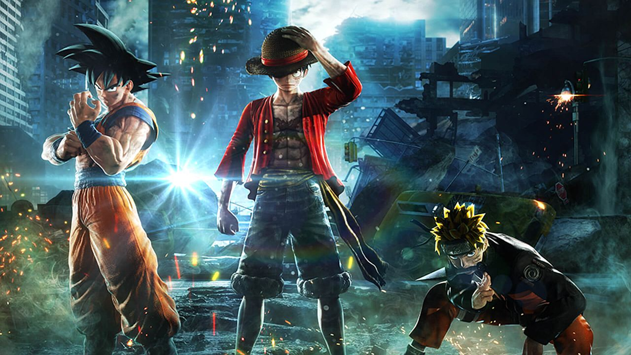 Jump Force: here's a look at all specials, supers, and ...