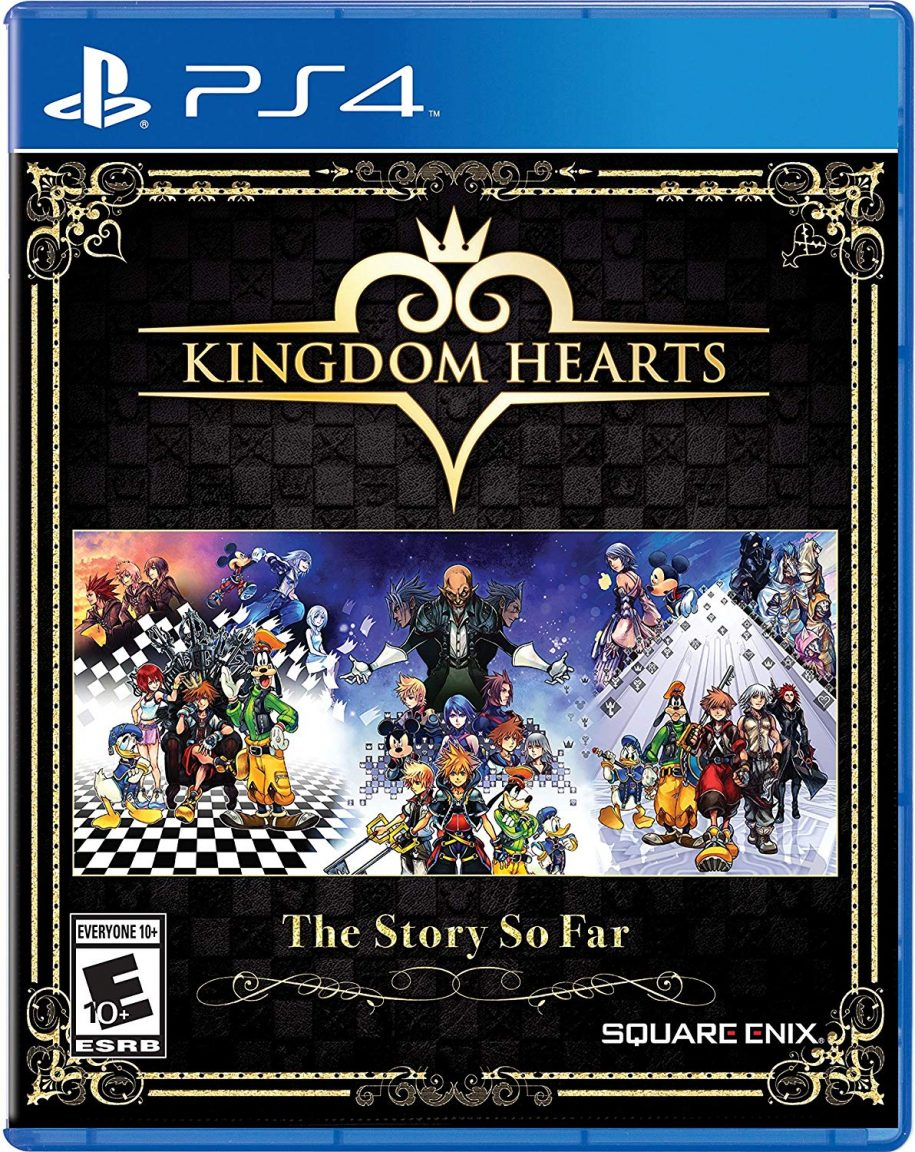 Dc5n United States Software In English Created At 2018 10 06 0010 Ps4 Sonic Forces Day One Edition R1 Eng Kingdom Hearts The Story So Far Collection Features Six Games Package 425 7