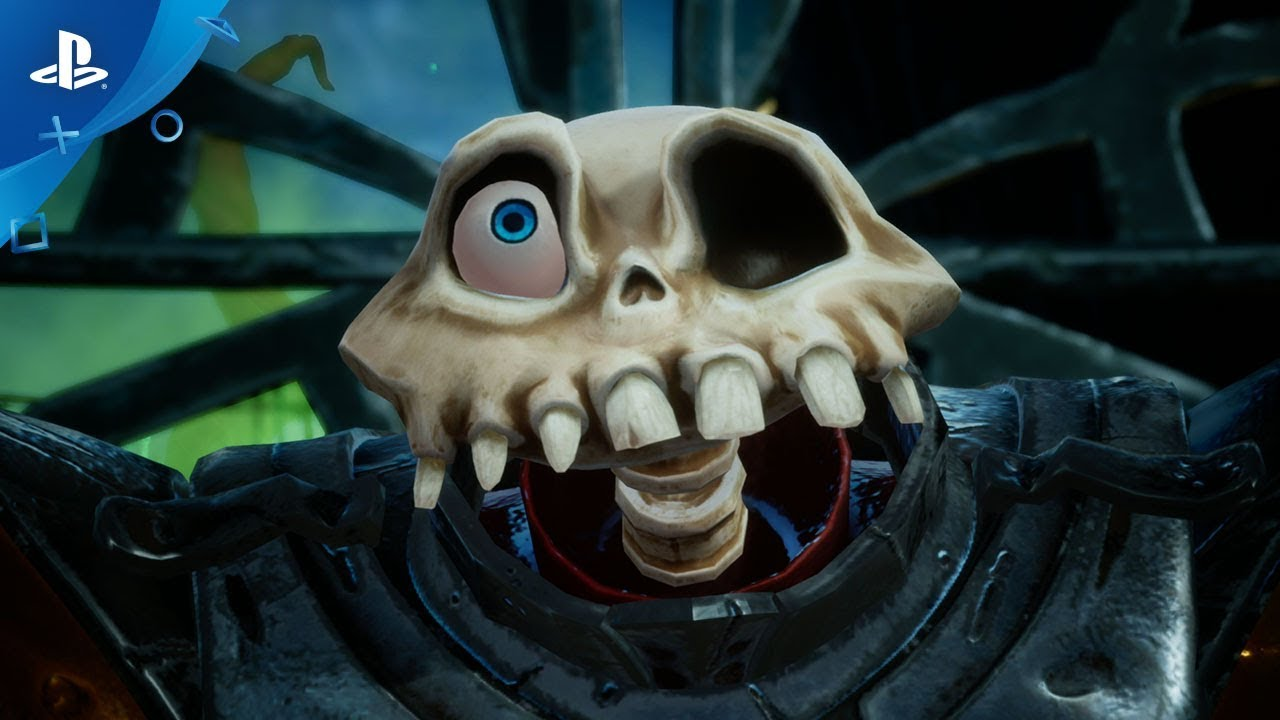 medievil remake for ps4 gets its first trailer watch it here