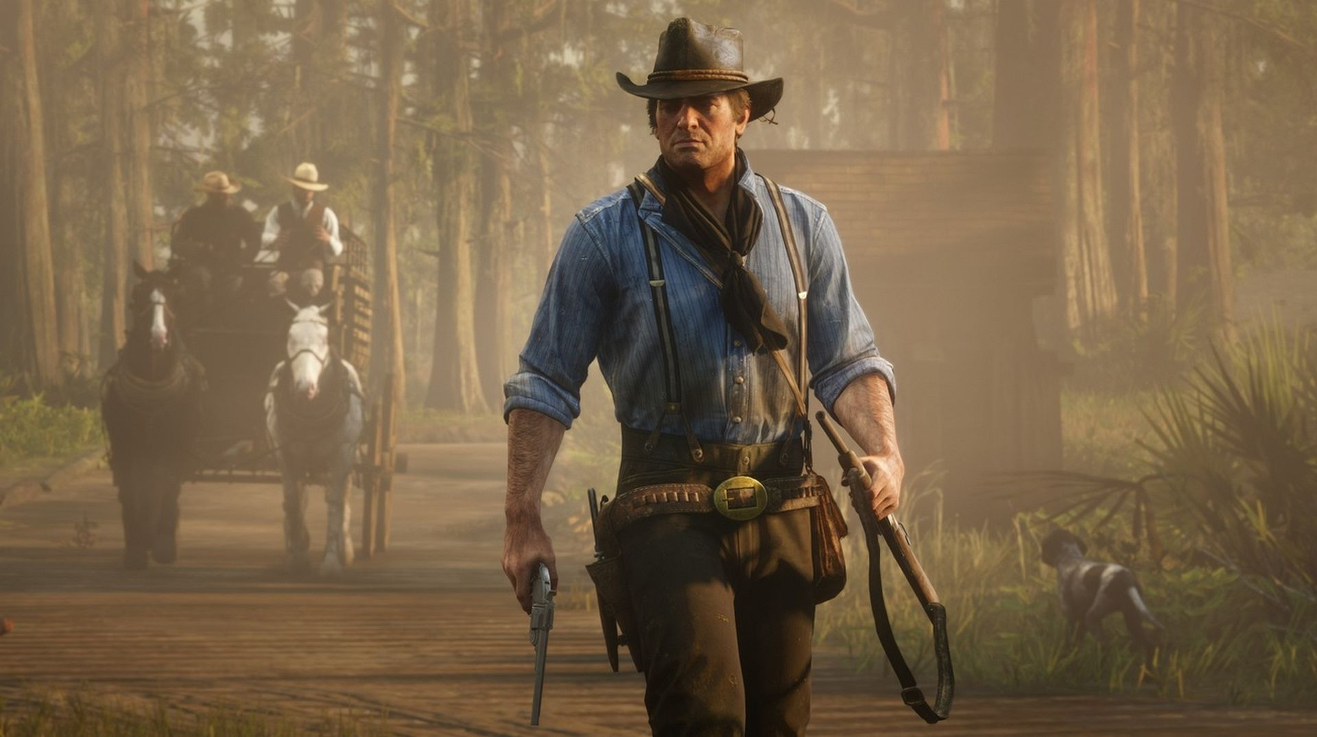Red Dead Redemption 2: Trophy and Achievements list - VG247  Red Dead Redemp...