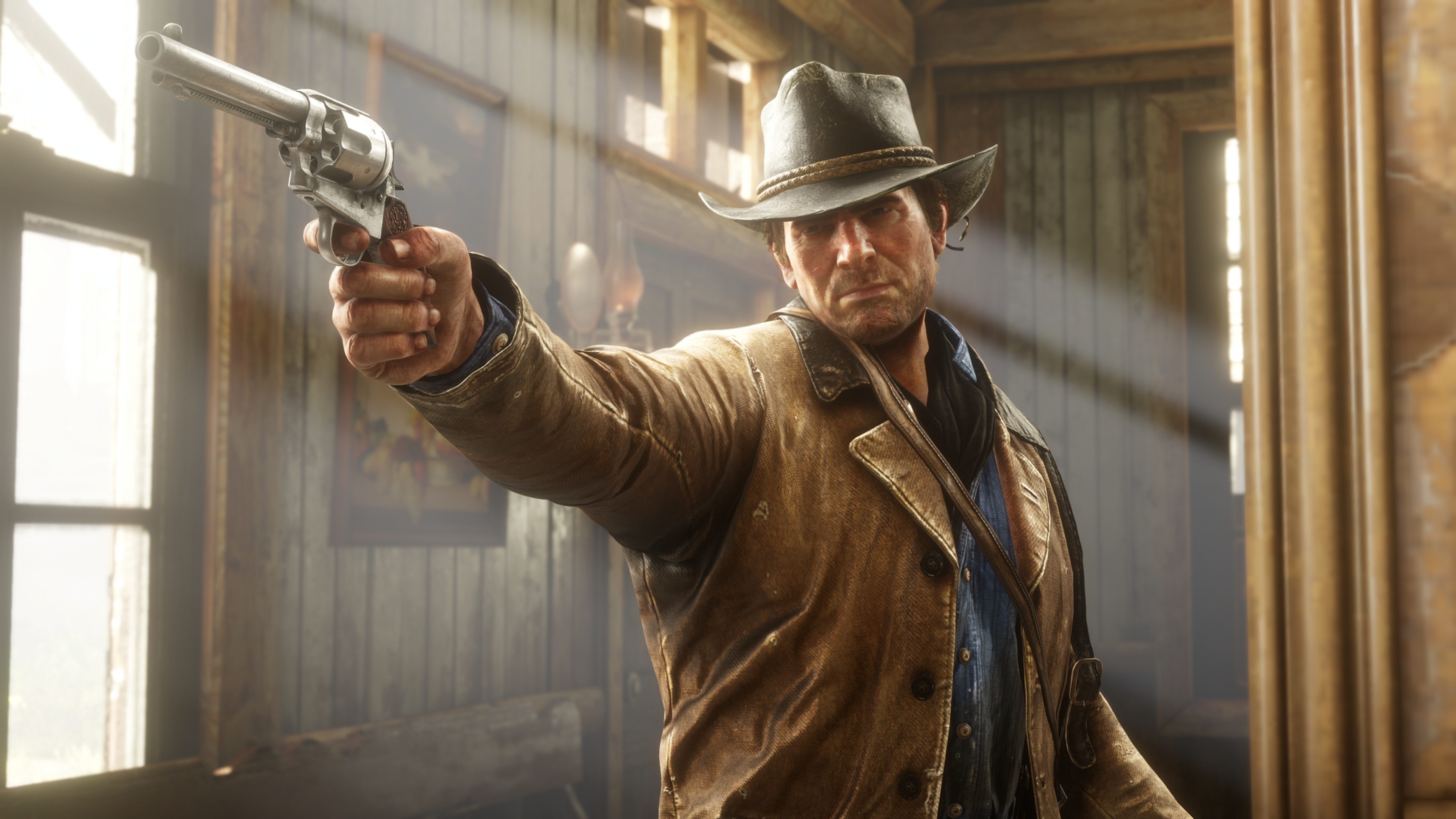 Red Dead Redemption 2 couldnt topple FIFA 19s record at