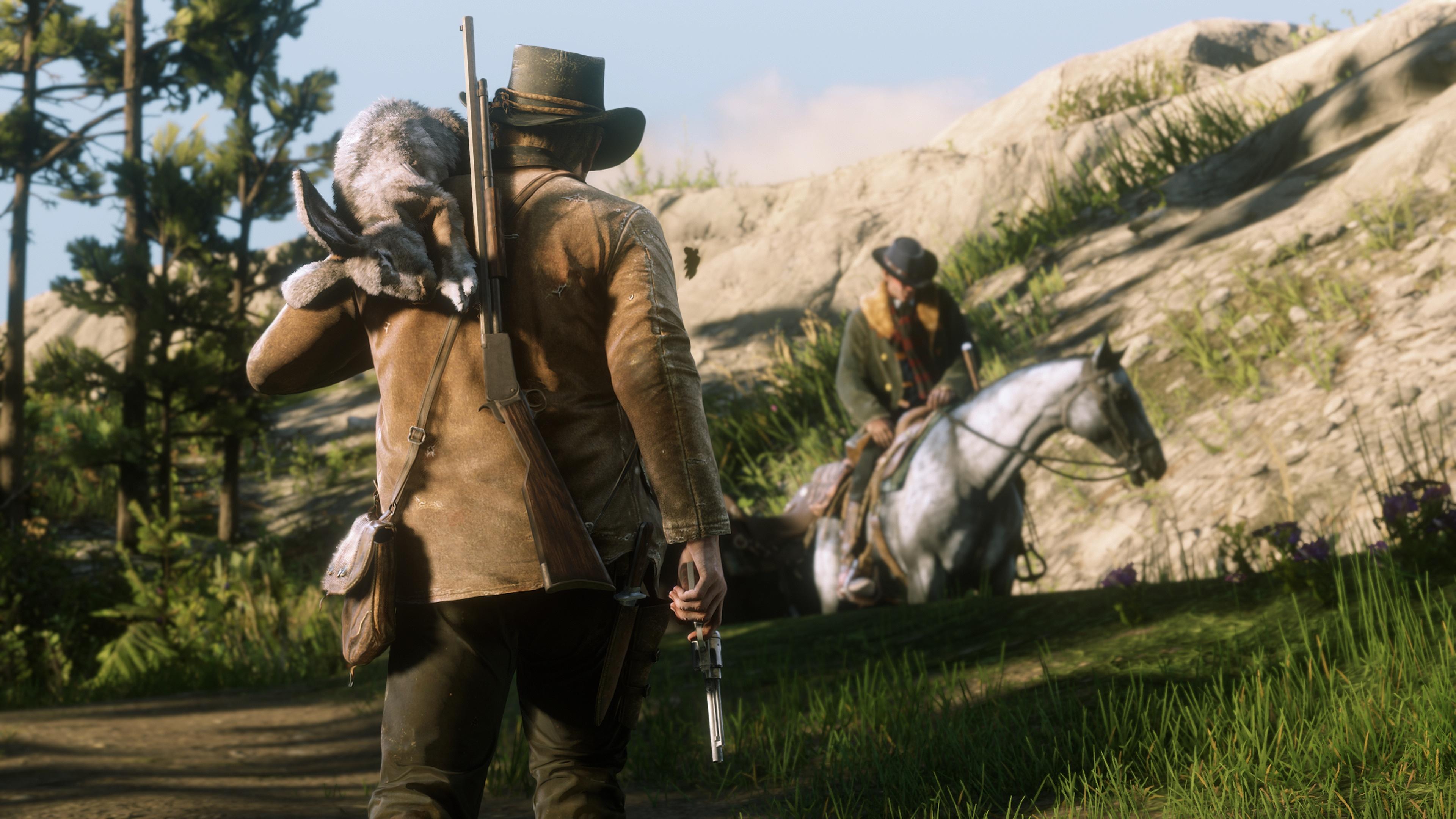 Red Dead Redemption 2 Knochen