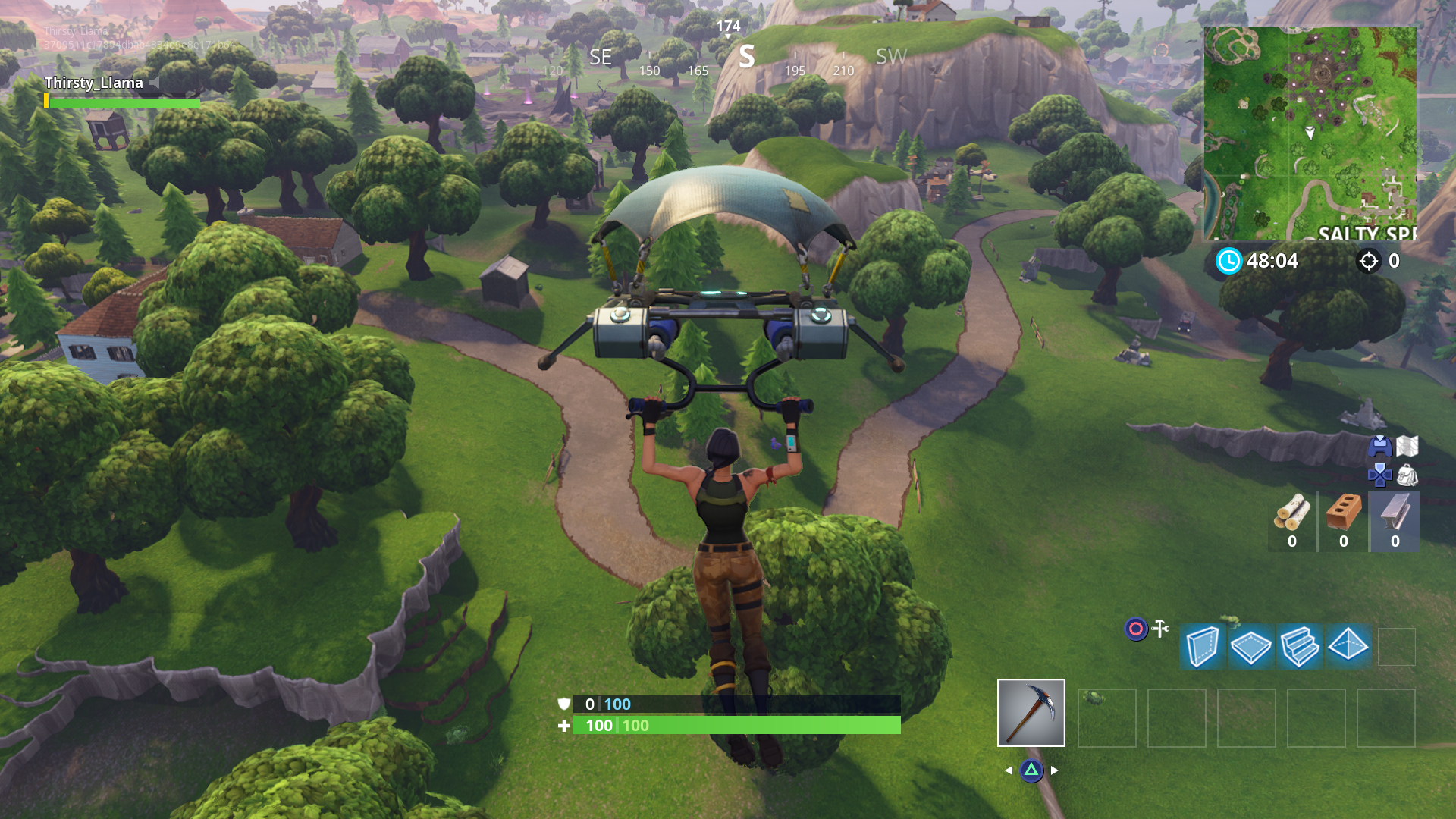 Fortnite: consume five apples - where to find apples on ...