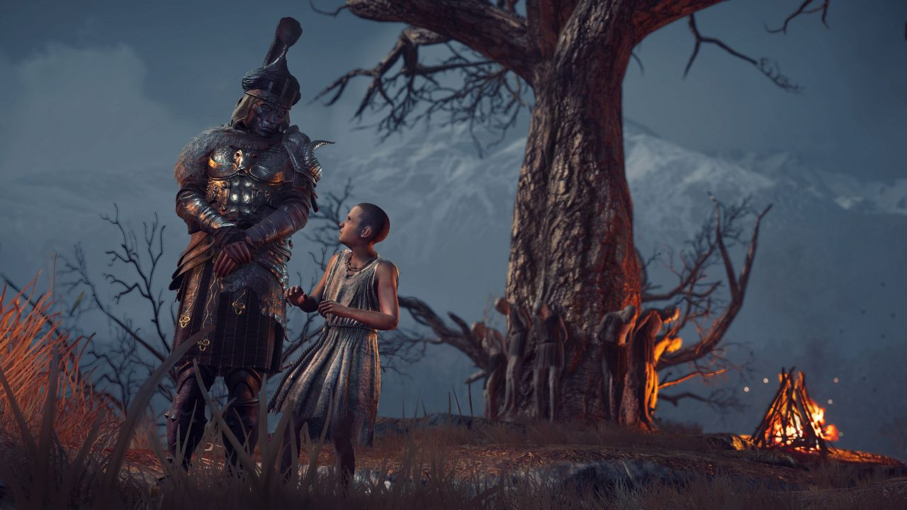 assassins creed odyssey legacy    blade details announced  episode