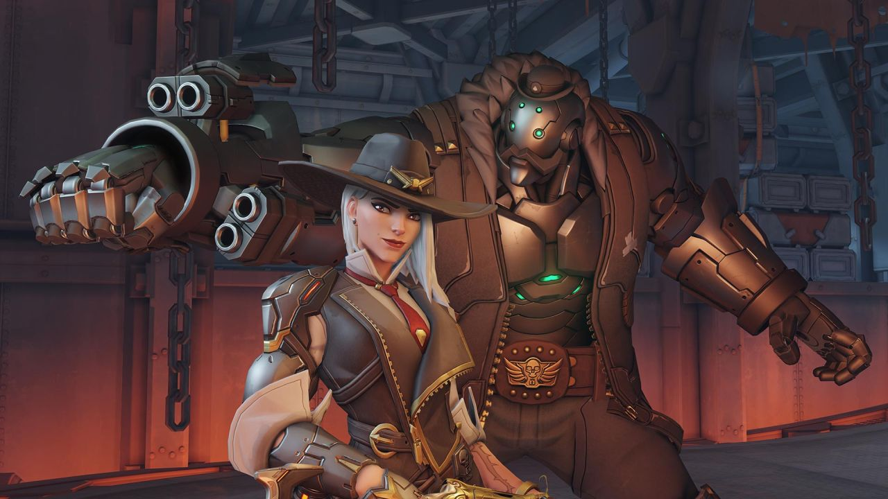 overwatch new playable character ashe introduced in