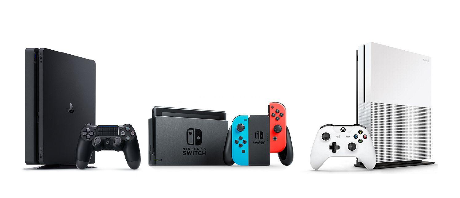 Walmart Black Friday 2018 Deals Ps4 Xbox One Switch