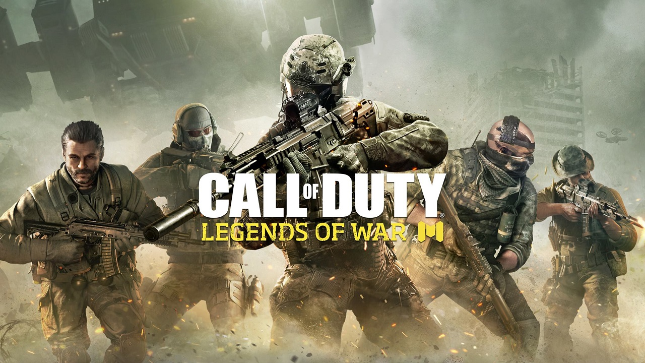 Call Of Duty: Legends Of War's Soft Launch Brings