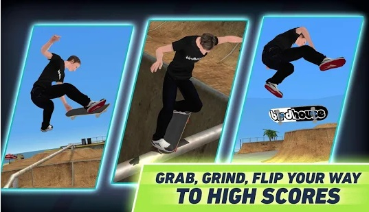 Play Tony Hawk's Pro Skater 2 for playstation online ...