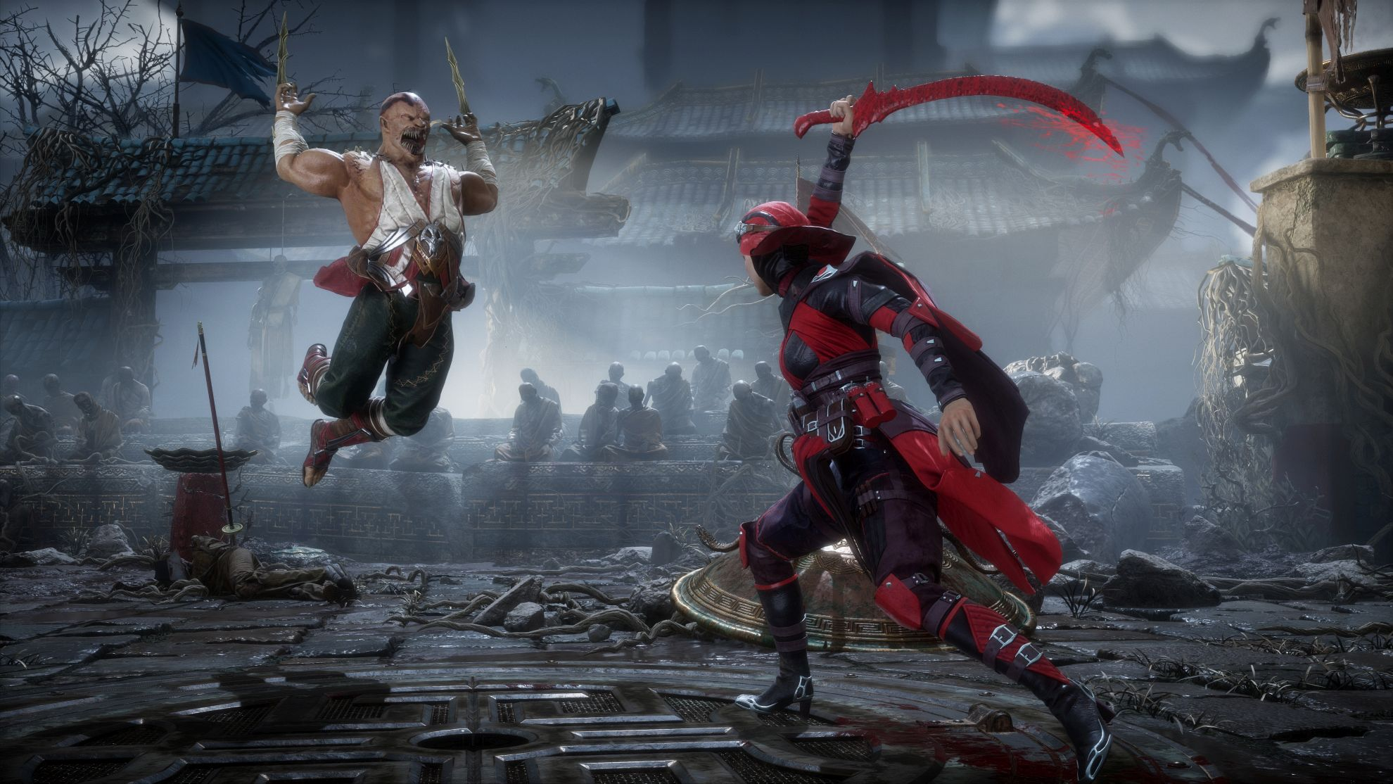 Mk11 Wallpaper: Mortal Kombat 11: All The New Story, Gameplay, And