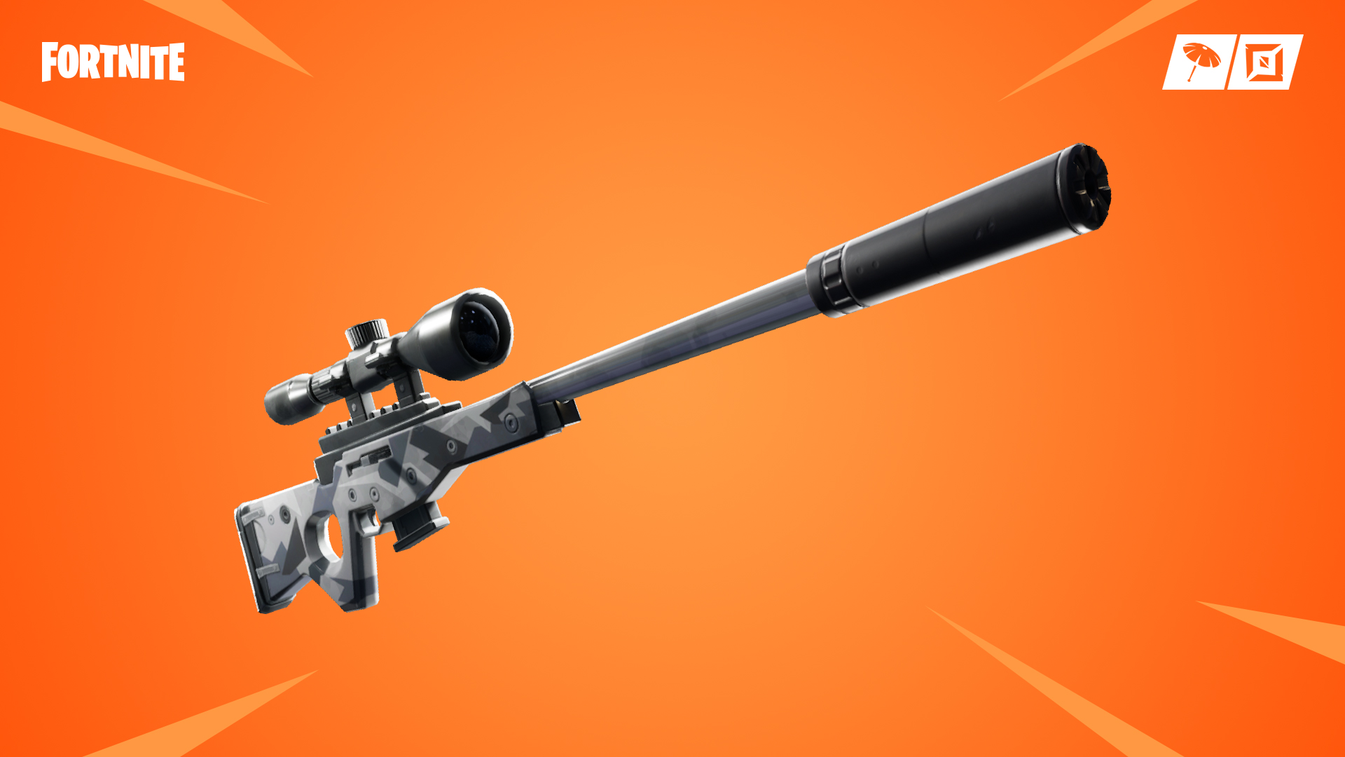 Fortnite V7 10 Update Adds Suppressed Sniper Rifle